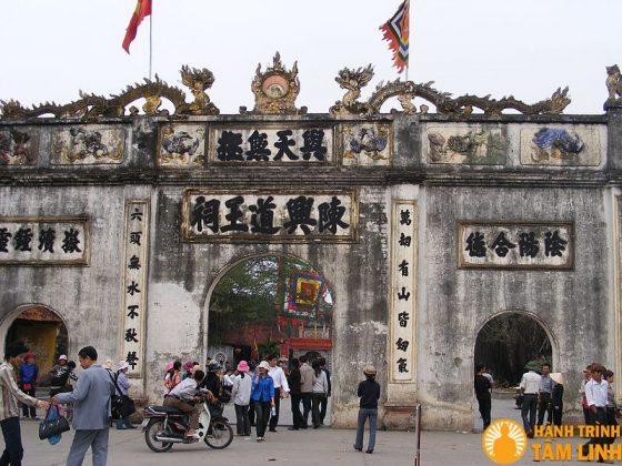 Đền Kiếp Bạc (Chí Linh, Hải Dương)
