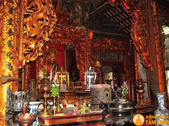 Đền thờ đức thánh Trần Hưng Đạo