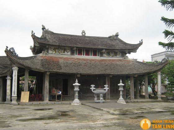 Đình La Xuyên thờ tổ nghề Ninh Hữu Hưng (Nam Định)