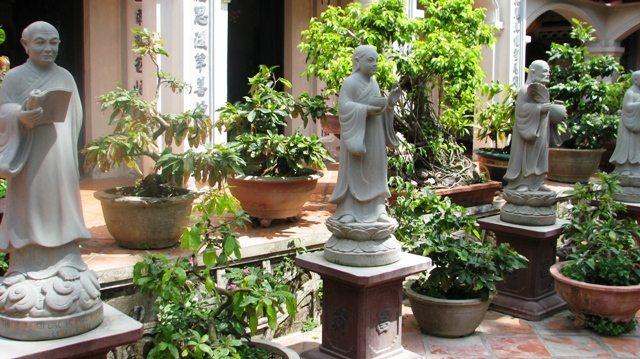 La Hán chùa Thiên Tứ