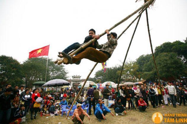 Lễ hội chùa Cổ Loa