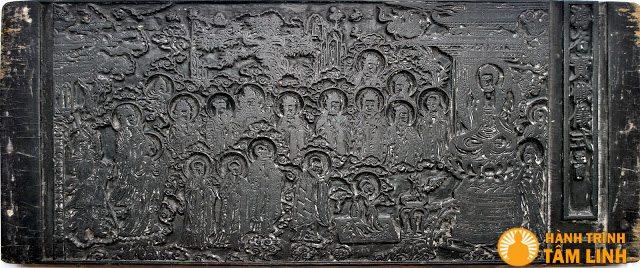 Mộc Bản chùa Phước Lâm