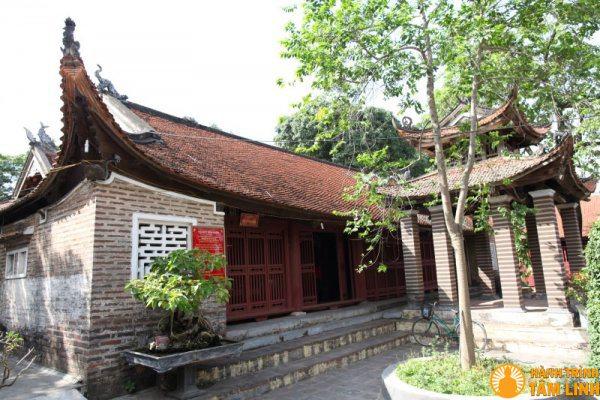 Nhà tiến tế chùa Chèm