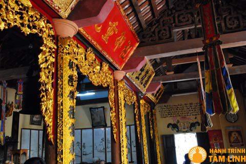 Nhà tổ chùa Bà Ngô