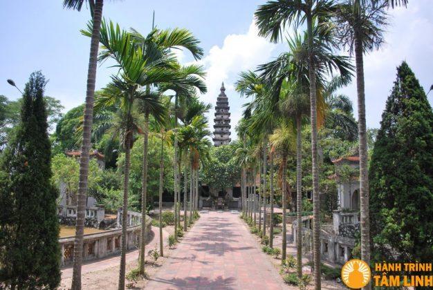 Tháp chùa Keo (Vũ Thư, Thái Bình)