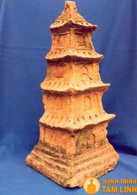 Tháp nung cổ thời Lý