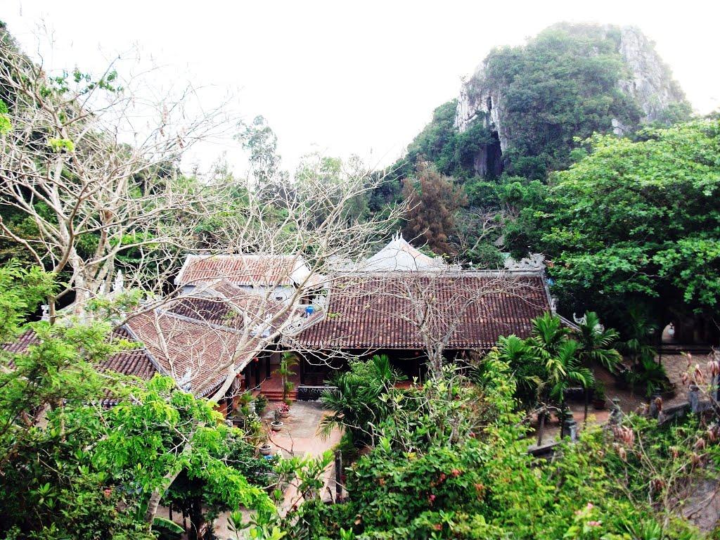Kết quả hình ảnh cho chùa tam thai ngũ hành sơn