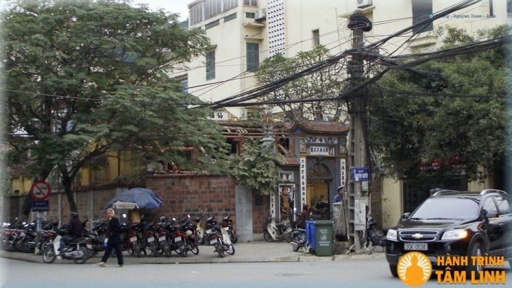 Toàn cảnh chùa Tiên Phúc