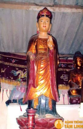 Tượng An Nan Đà