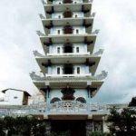 Tháp Đa Bảo trong chùa Linh Sơn