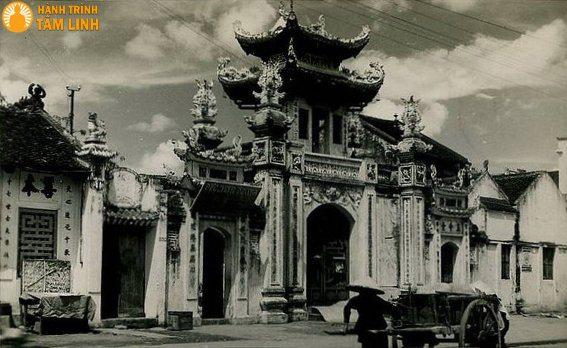 Chùa Bà Ngô giữa thế kỉ 20