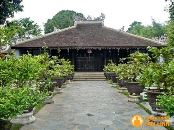 Chùa Linh Sơn Đông Thuyền