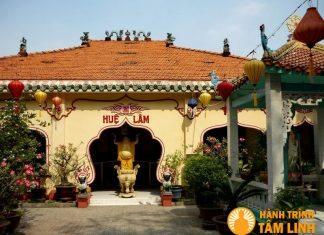 Chùa Huệ Lâm