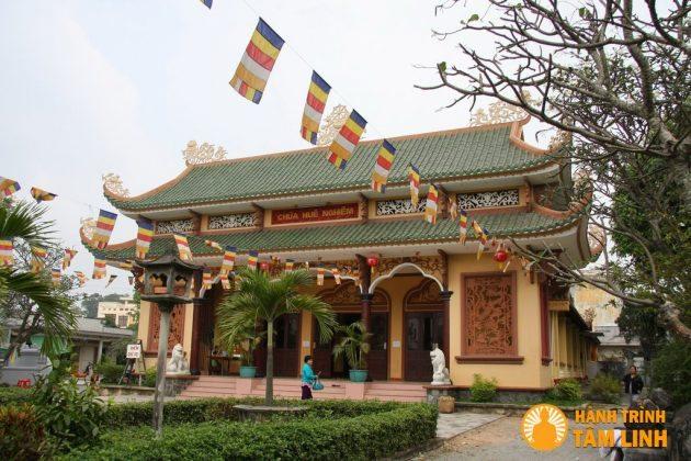 Chùa Huê Nghiêm