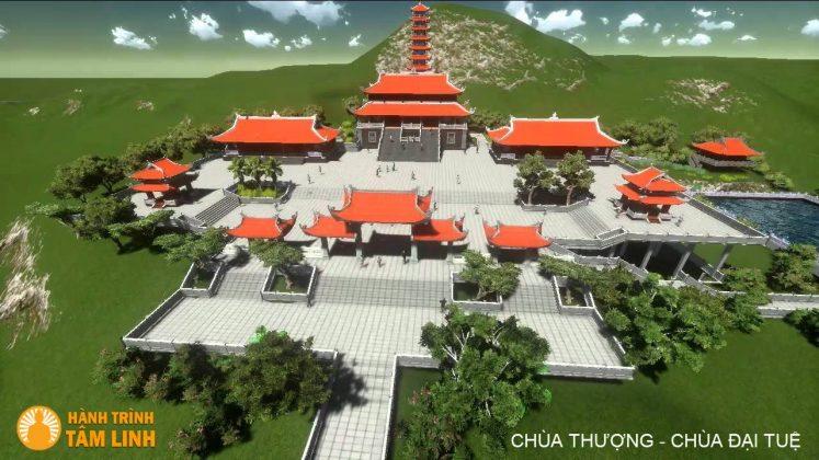 Chùa Thượng - chùa Đại Tuệ