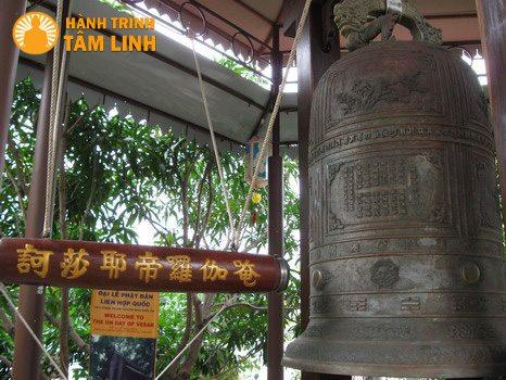 Chuông chùa Từ Tôn
