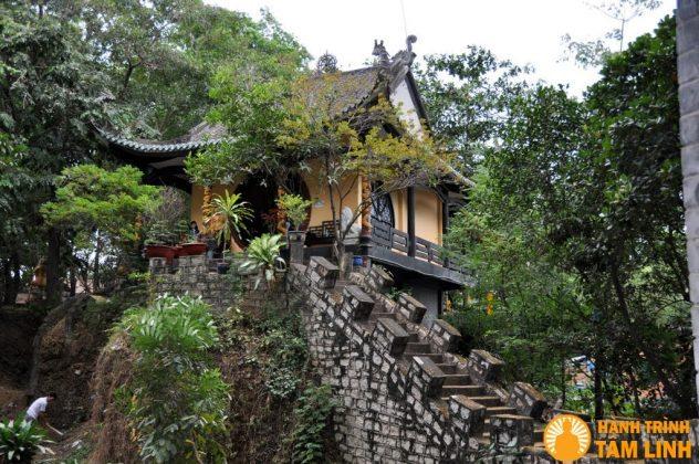Điện thờ Quan Thánh chùa Hội Sơn