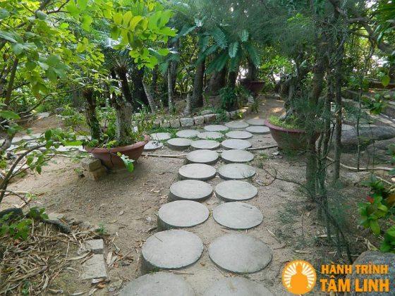 Đường đi chùa Từ Tôn