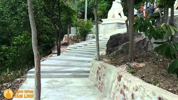 Đường lên chùa