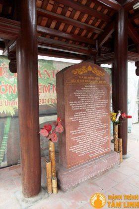Nhà bia liệt sĩ Tây Sơn