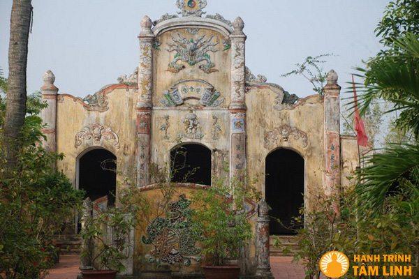 Tam quan chùa An Xá