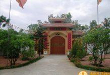 Tam quan chùa Thanh Quang