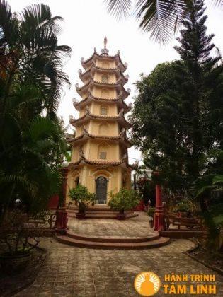 Tháp Phổ Hạnh