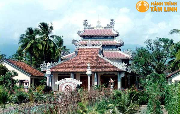 Toàn cảnh chùa Linh Sơn