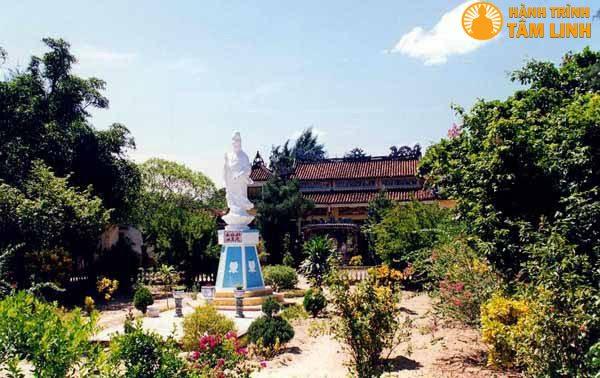 Toàn cảnh chùa Phước Lâm