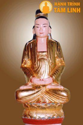 Tượng Bồ tát Đại Thế Chí chùa Hội Sơn