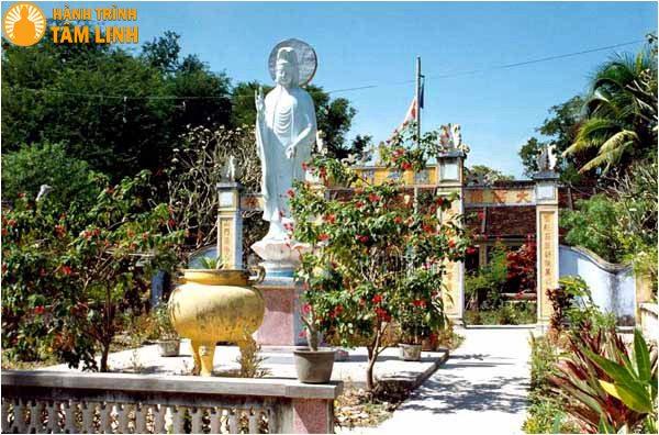 Tượng quan thế âm chùa Bảo Phong