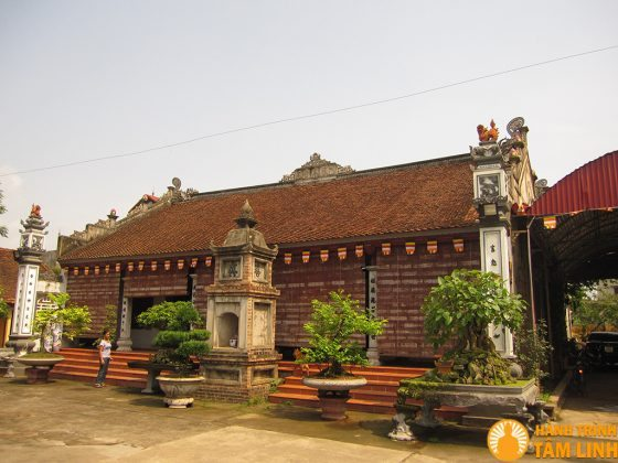 Chùa Keo (Vũ Thư, Thái Bình)