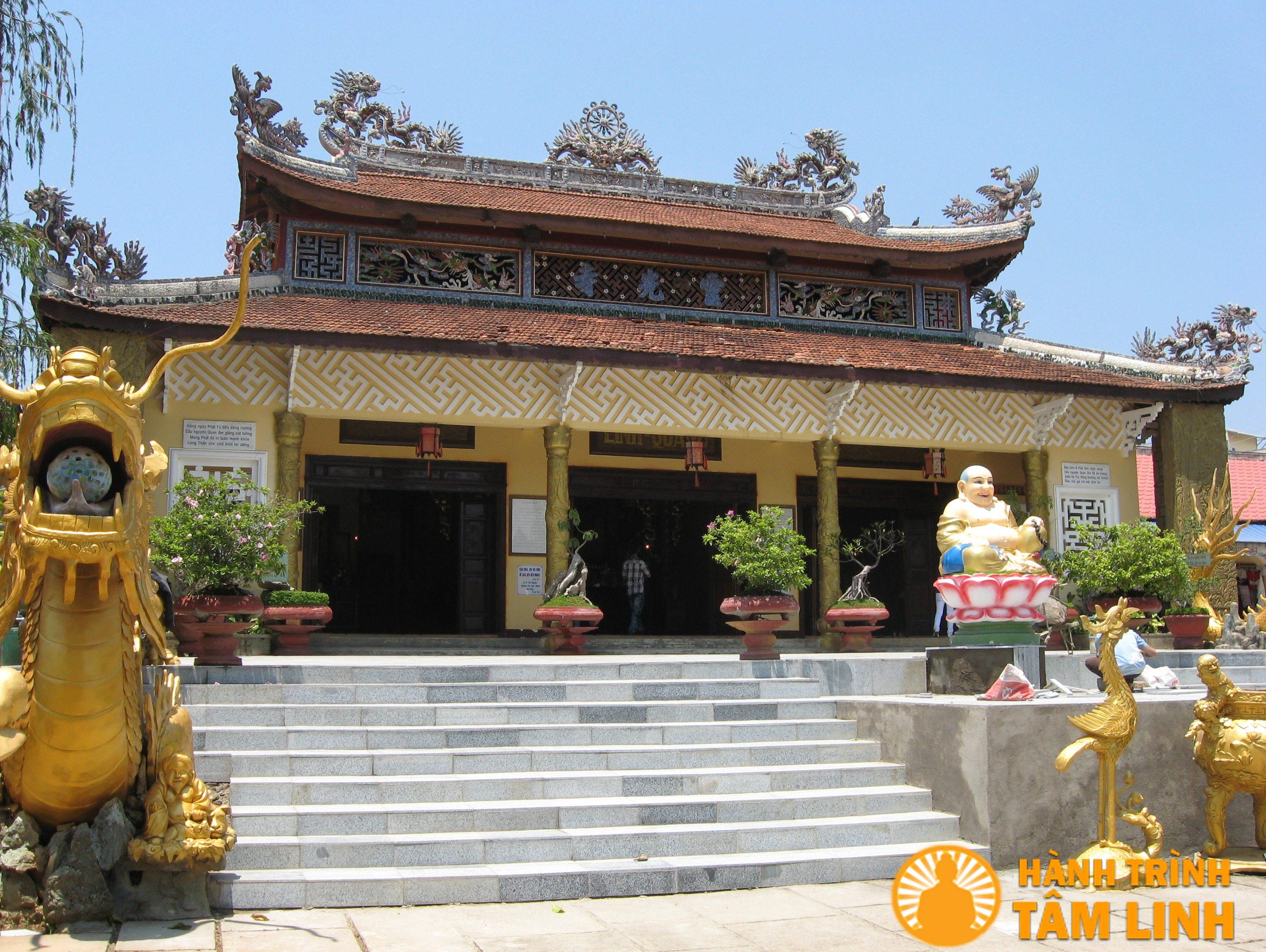Chua Nam Da: Chùa Linh Quang (Đà Lạt