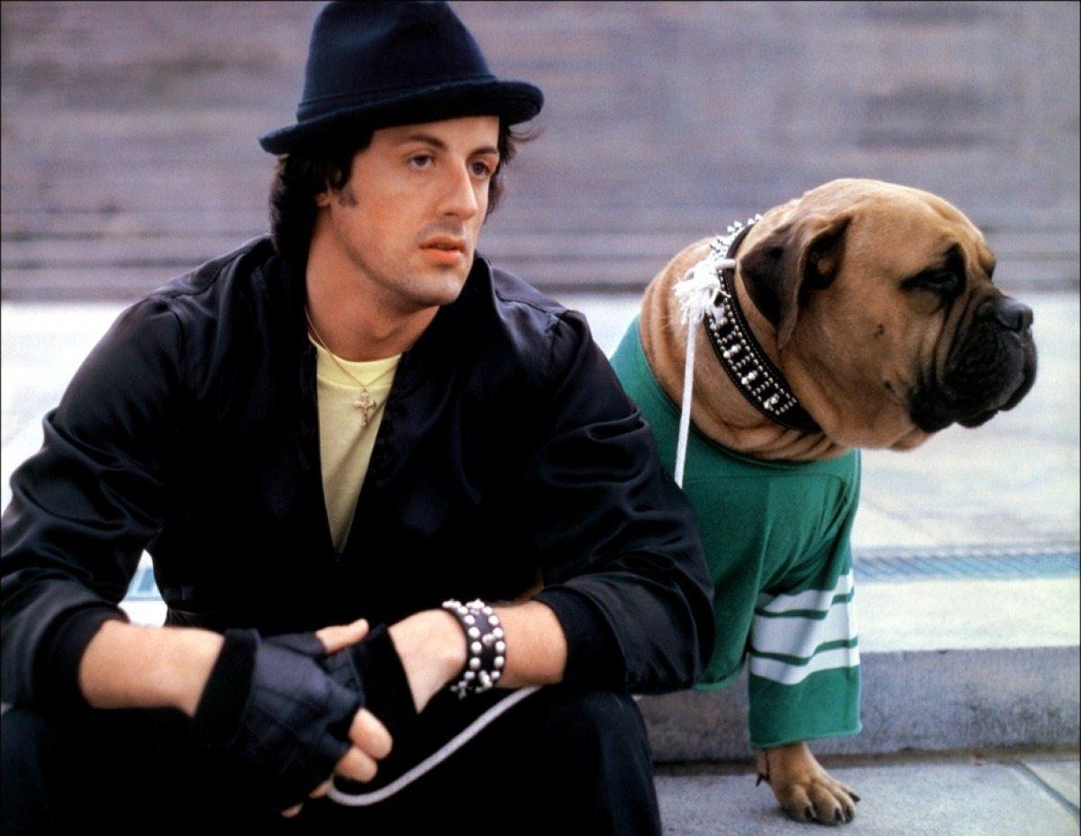 Người bạn thân nhất của Stallone