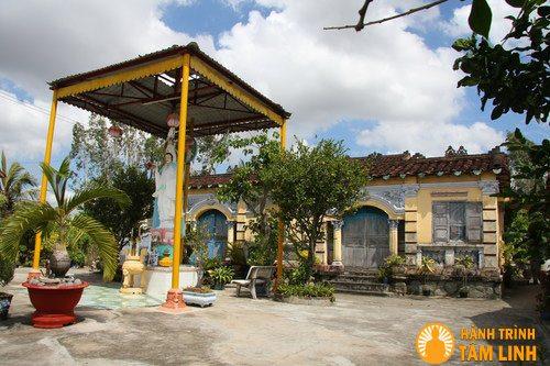 Chùa Phước Lâm (Long An)
