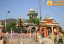 Toàn cảnh chùa Tây An núi Sam