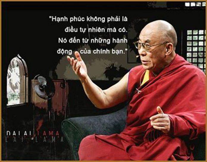 Những câu nói hay của Dalai Lama