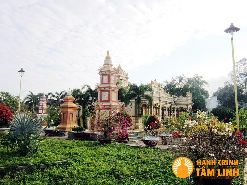 Toàn Cảnh Chùa Tam Chúc Hà Nam: Chùa Vĩnh Tràng (Tiền Giang