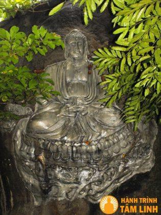 Tượng phật chùa Bửu Phong