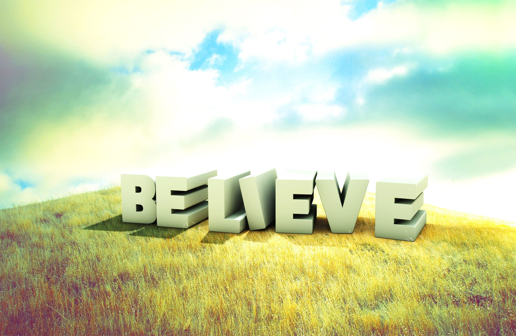 Niềm tin là nguồn động lực duy nhất có thể làm cho sức mạnh trí tuệ tiềm năng được phát huy và biến thành hành động.