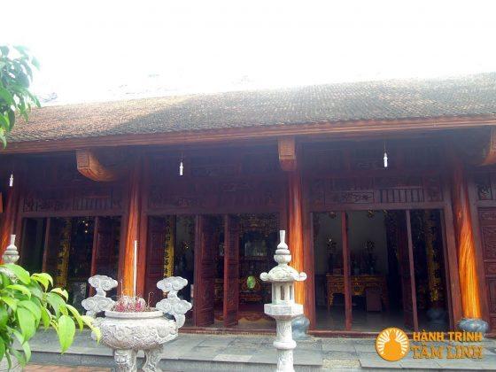 Điện thờ lăng Mẫu Liễu Hạnh