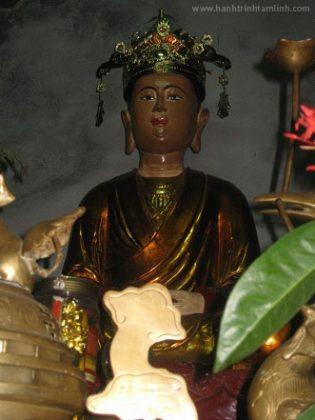Nguyên Thánh Thiên Cảm - Hoàng Thái Hậu