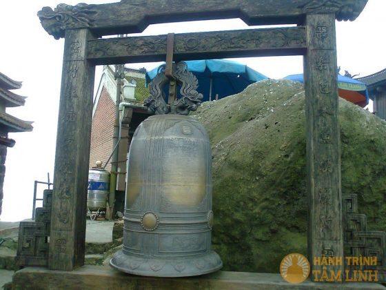 Chuông chùa Đồng Yên Tử