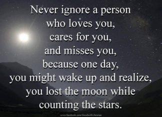 Hãy yêu thương khi còn có thể