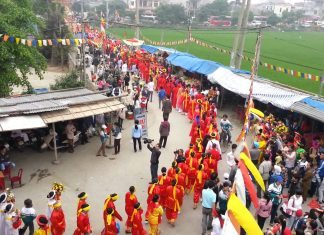 Lễ hội phủ Dầy