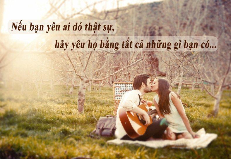 Những câu nói hay về tình yêu chung thủy