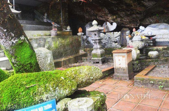 Rùa đá chùa Bảo Sái