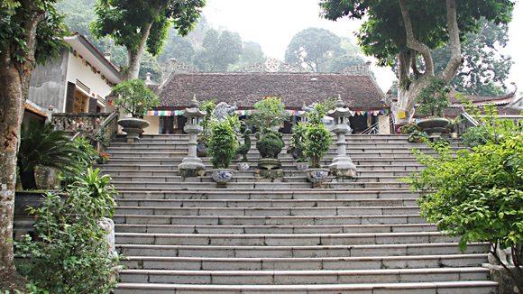Chùa Báo Đại – Quần thể di tích chùa Hương