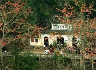 Chùa Giải Oan – Quần thể di tích chùa Hương