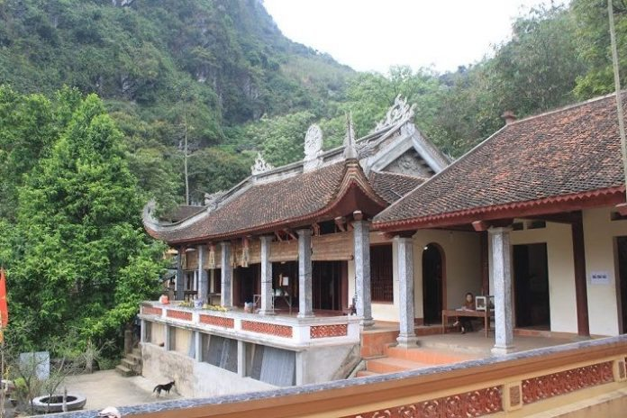 Chùa và động Long Vân – Quần thể di tích chùa Hương